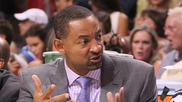 Juwan Howard Coach of the Miami Heat