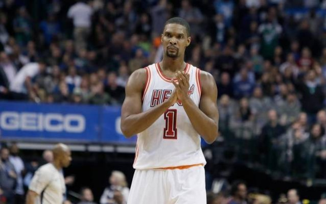 Chris Bosh Believes He Should Be Medically Cleared to Play