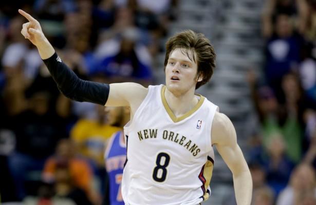 Heat acquire Luke Babbitt from Pelicans