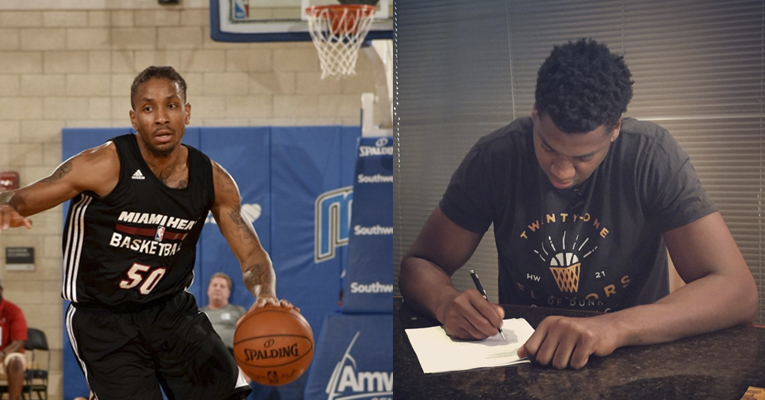 Miami Heat News: Heat Officially Sign Hassan Whiteside and Rodney McGruder
