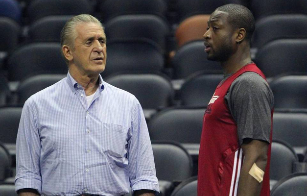 Report: Sources Say Relationship Between Dwyane Wade and Heat Is 'Fracturing'