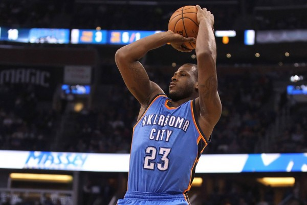 Dion Waiters OKC Thunder