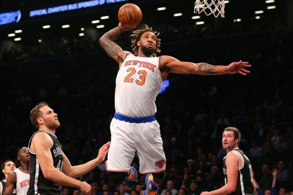 Derrick Williams New York Knicks