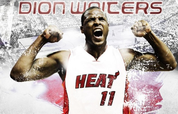 Dion Waiters NBA 2K17