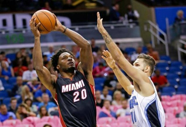 Justise Winslow Orlando Magic