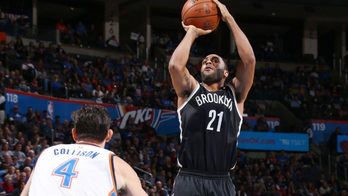 Wayne Ellington Brooklyn Nets