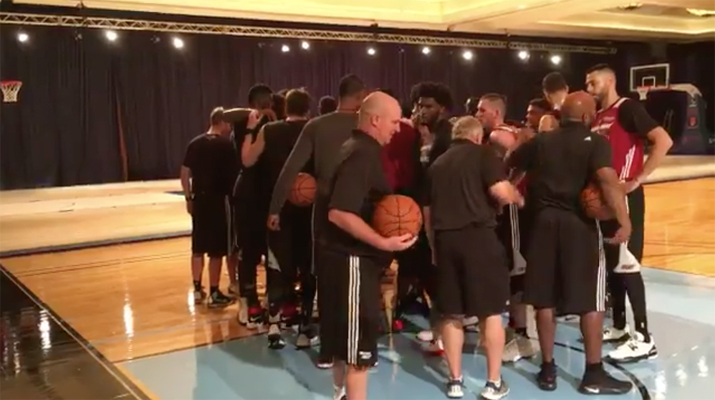 Miami Heat Training Camp