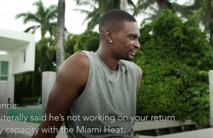 Chris Bosh Speaks Out on Retirement