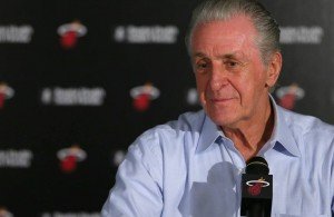 Pat Riley Heat Interview
