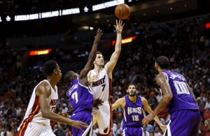 Goran Dragic and Darren Collison