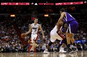 Goran Dragic Miami Heat Sacramento Kings