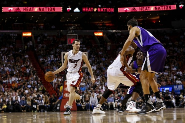 Goran Dragic Miami Heat Sacramento Kings