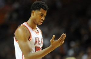 Hassan Whiteside Miami Heat All-Star