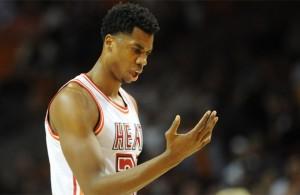 Hassan Whiteside Miami Heat All-Star