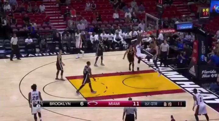 Hassan Whiteside Brooklyn Nets
