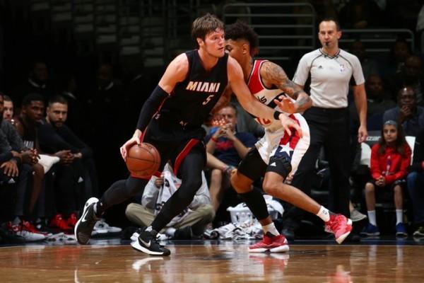 Luke Babbitt Miami Heat