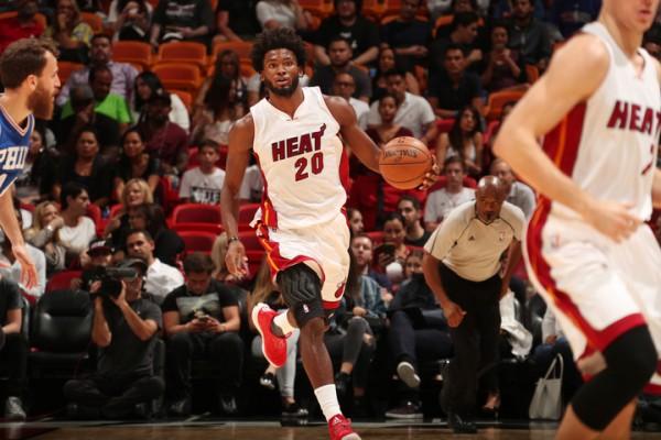 Justise Winslow Miami Heat