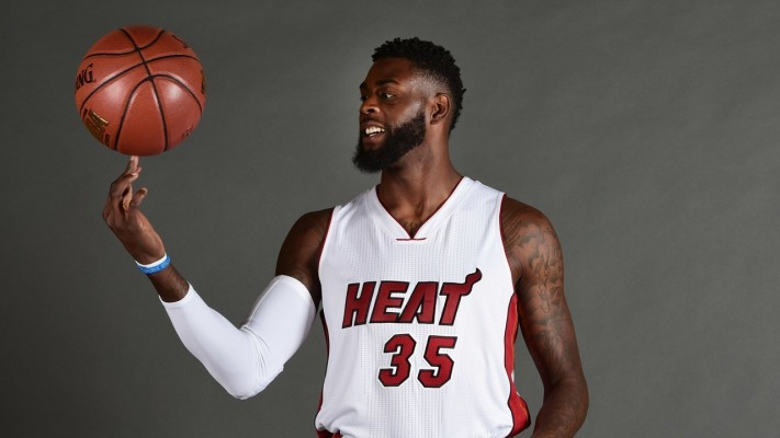 Willie Reed Miami Heat