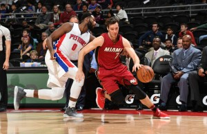 Goran Dragic Detroit Pistons