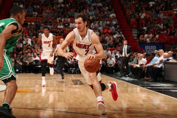 Goran Dragic Boston Celtics