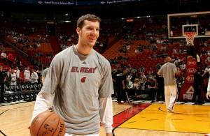 Goran Dragic Warmups Miami Heat