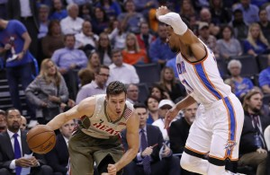 Goran Dragic Oklahoma City Thunder