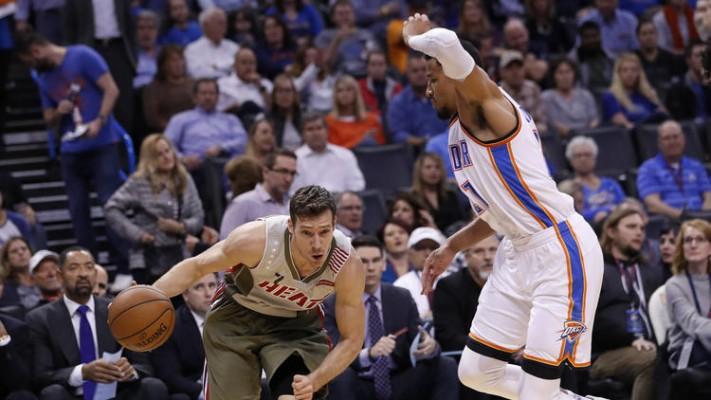 Goran Dragic Oklahoma City Thunder