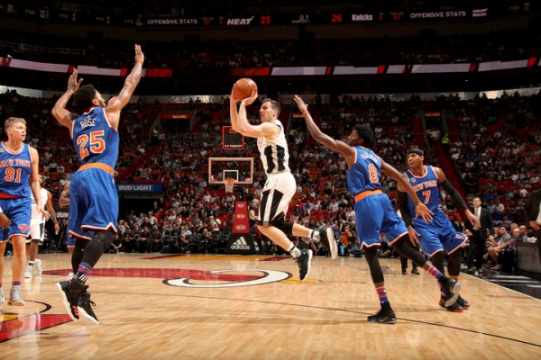 Goran Dragic New York Knicks
