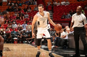 Goran Dragic Miami Heat vs. Washington Wizards