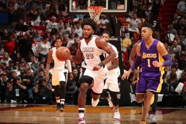 Justise Winslow Los Angeles Lakers