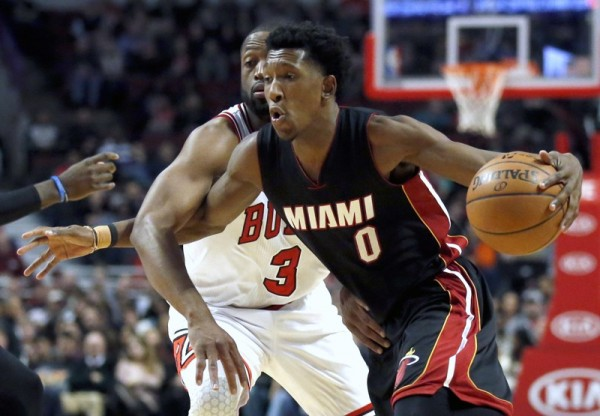 Josh Richardson Chicago Bulls