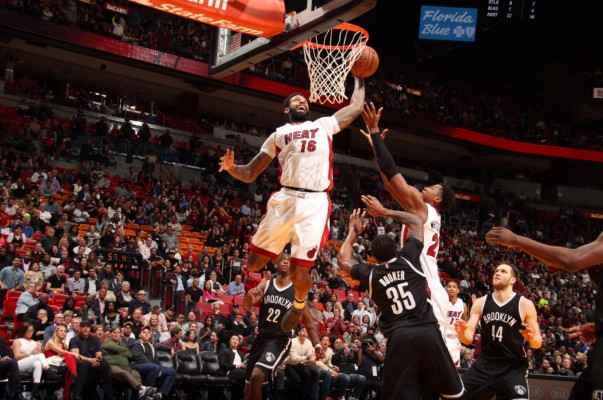 James Johnson Brooklyn Nets