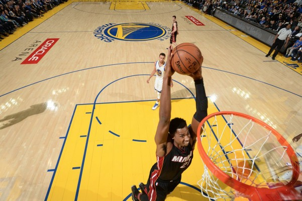 ec35b40b0529 Miami Heat vs. Golden State Warriors Game Recap  Heat Put Up Fight Early