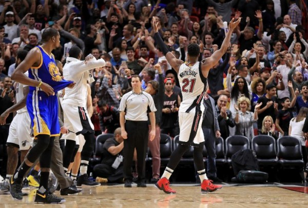 Hassan Whiteside Warriors