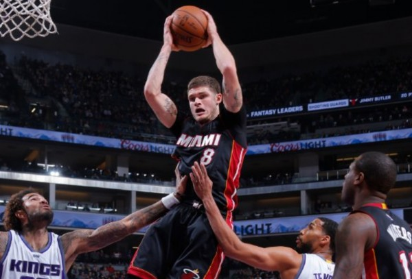 Tyler Johnson Miami Heat