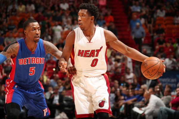 Josh Richardson Detroit Pistons