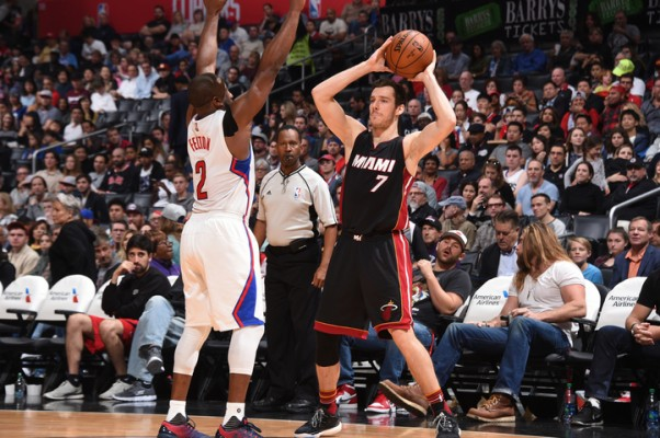 Goran Dragic Los Angeles Clippers