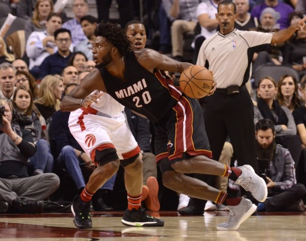 Justise Winslow, Kyle Lowry