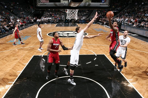 Miami Heat vs. Brooklyn Nets