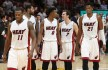 Dion Waiters, James Johnson, Josh Richardson, Goran Dragic, Hassan Whiteside
