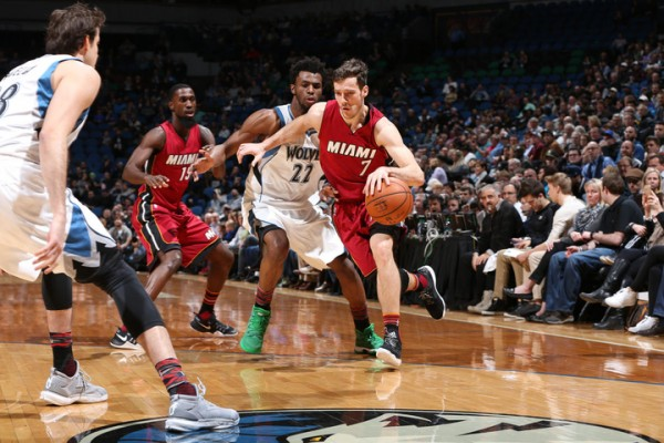 Goran Dragic Minnesota Timberwolves
