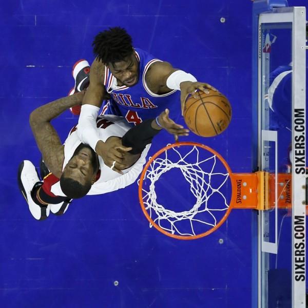 Miami Heat vs. Philadelphia 76ers