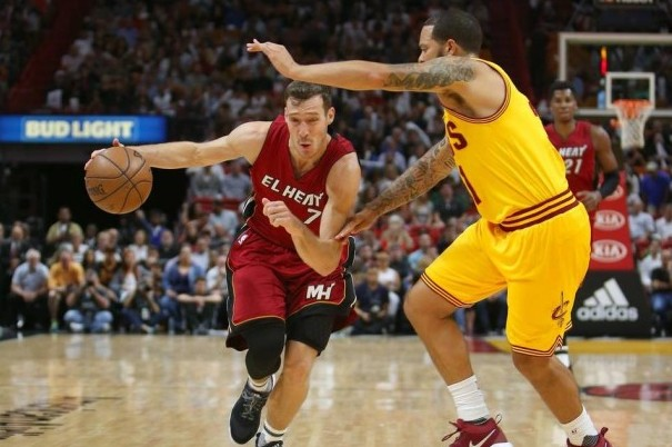 Goran Dragic vs. Deron Williams