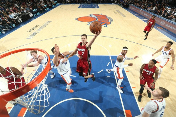 Goran Dragic vs. New York Knicks