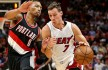 Goran Dragic vs. Portland Trail Blazers