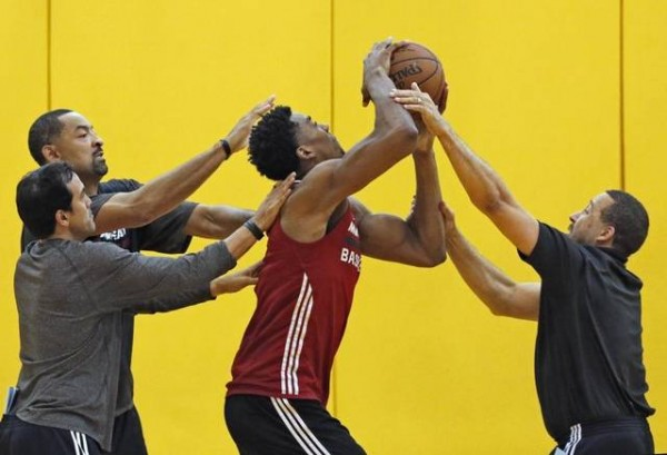 An Inside Look at the Miami Heat's Grueling Practice Culture