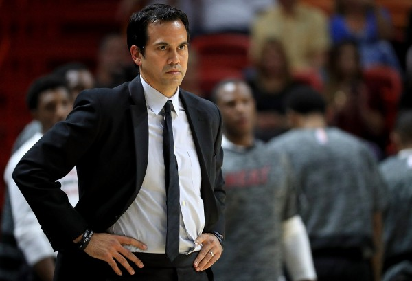 ESPN Analysts Agree Erik Spoelstra Headed to Coaching Hall of Fame
