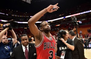 Dwyane Wade Addresses Free Agency Status This Summer