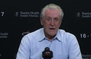 Pat Riley End of Season Press Conference