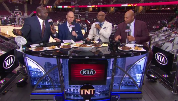 Video: Charles Barkley Says Dwyane Wade Carried Shaq in 2006 Finals